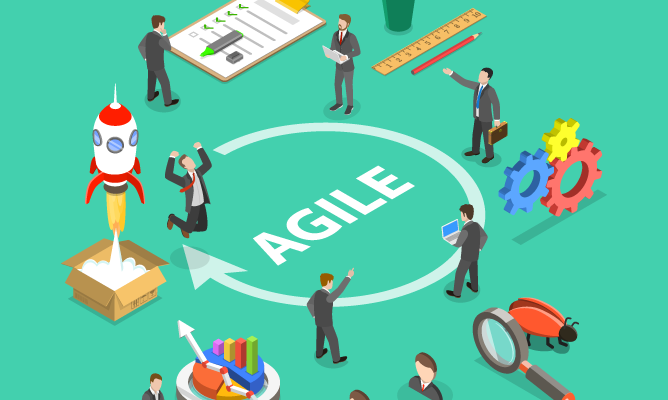 Agile Certified Practitioner (PMI-ACP)<sup>&reg;</sup> Exam Prep course icon