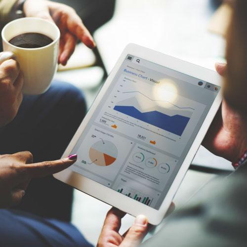 Data Analysis for Improving Organizational Performance + ' Icon'