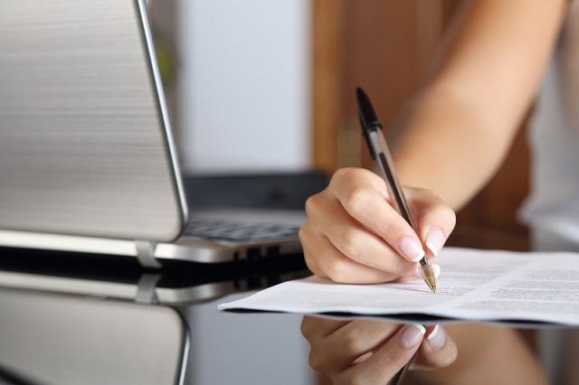 organizing a writing plan