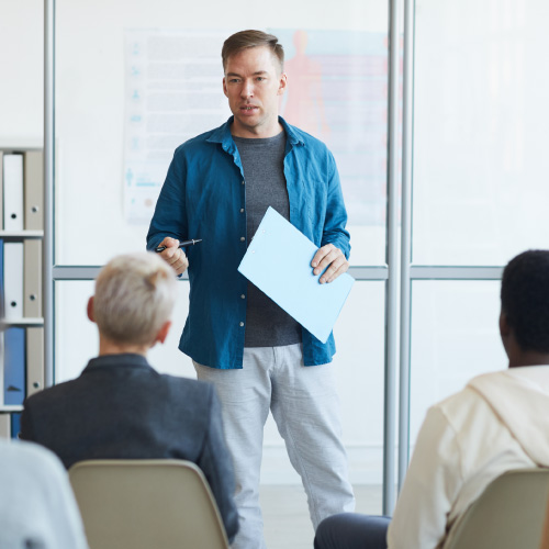 Introduction to Managing Change and Resolving Conflict