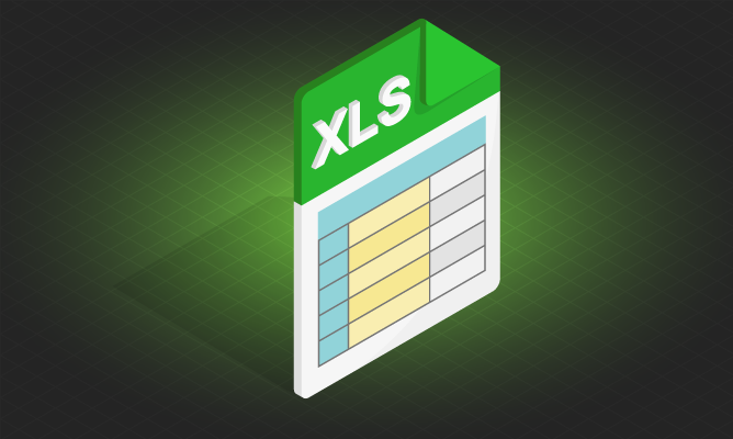 Excel Basics course icon