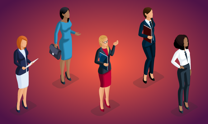 Body Language for Women in Business course icon