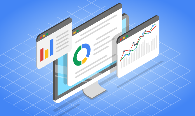 Google Analytics course icon