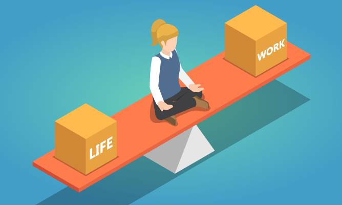 Work-Life Balance for Women in Business Course Icon