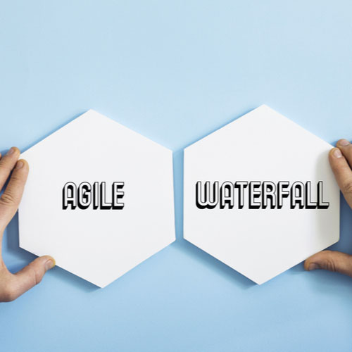 Integrating Agile Into a Waterfall Environment