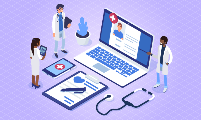 Cybersecurity for Healthcare Professionals course icon