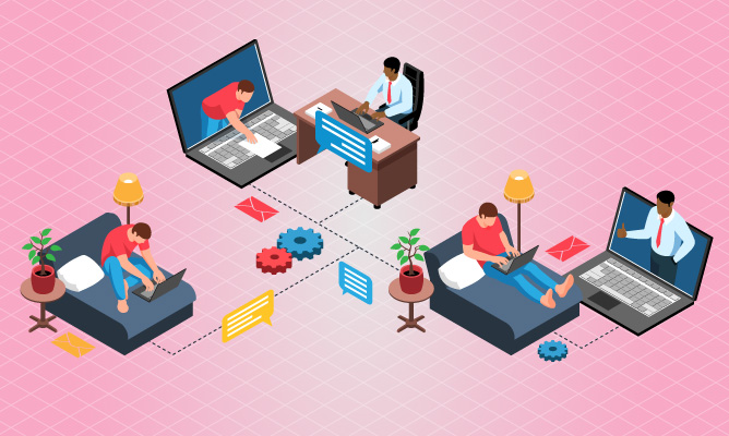 Work From Home: Technology at Home course icon