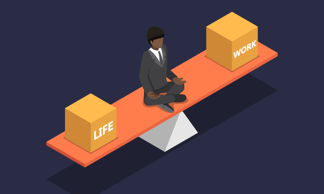 Leaders and Work-Life Balance Course Icon