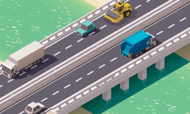 Allerton Connector Highway Project Management Simulation course icon