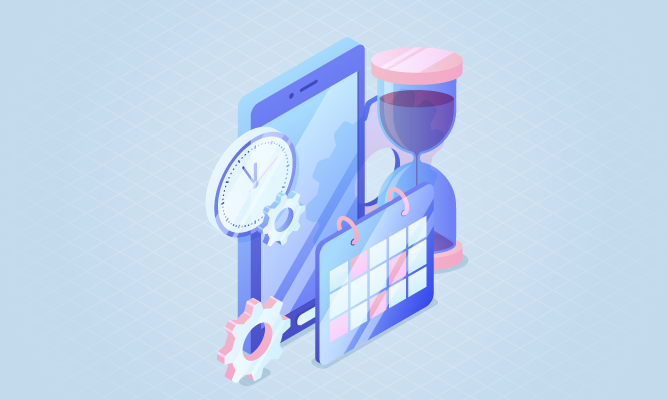 Time Management course icon