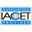 International Accreditors for Continuing Education and Training Credit Logo