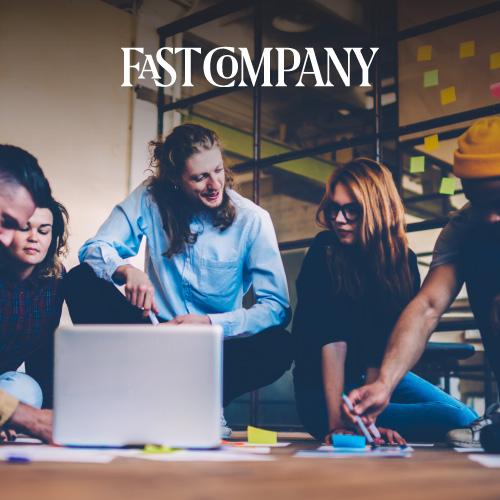 Fast Company: Collaborating for Success