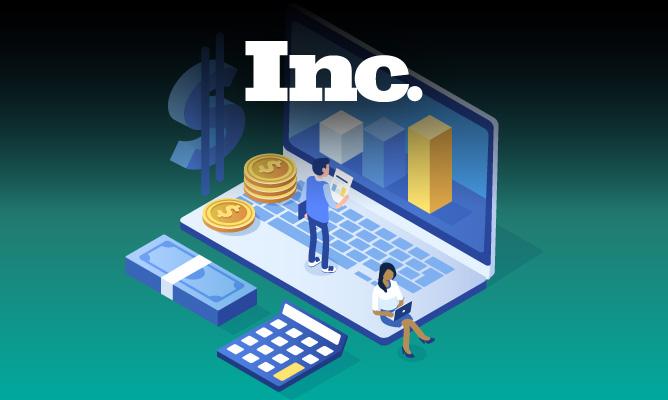 Inc. Magazine: Building Financial Literacy course icon