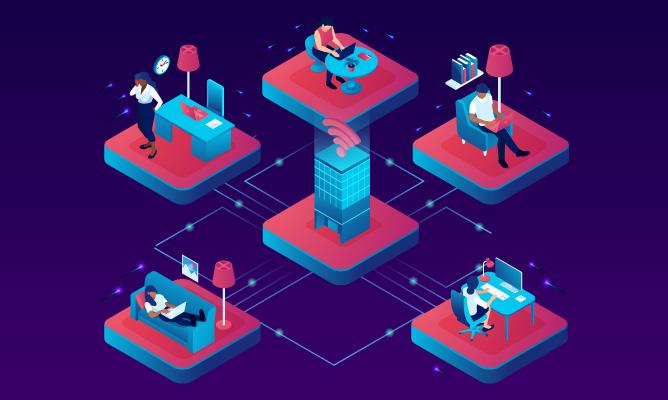 Optimizing Remote Work Bundle course icon