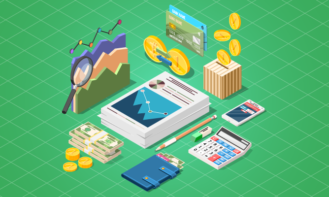 Certificate in Finance Essentials Course Icon