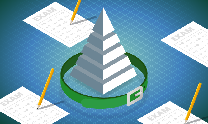 Lean Six Sigma Green Belt Prep Course and Exam Course Icon