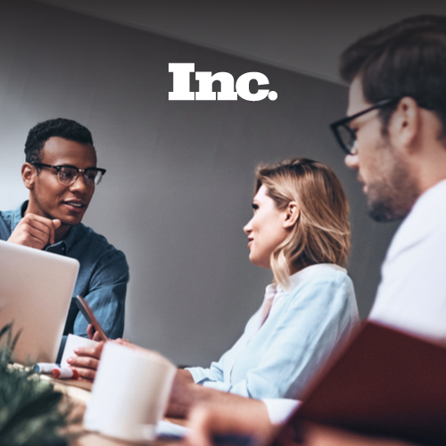 Inc. Magazine: Building a Fast-Growing Business